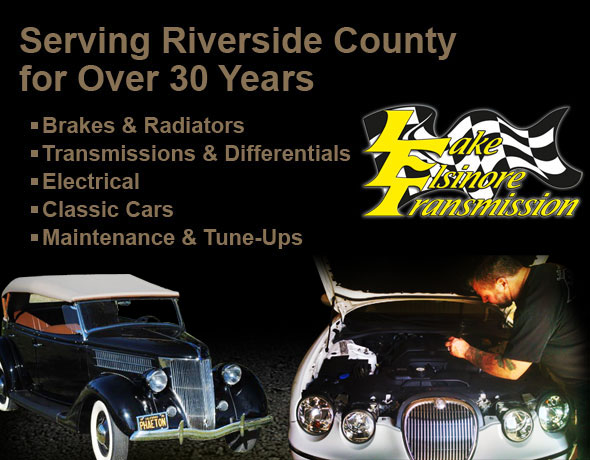 Riverside County Auto Repair Service